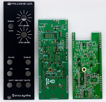 Picture for category Erica Synth DIY PCB and Panels