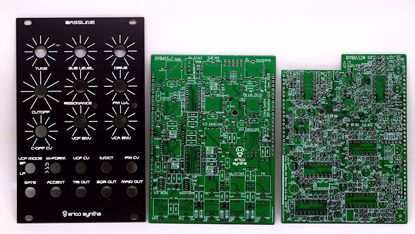 Picture of Erica Synths DIY – Bassline PCBs and Panel Set