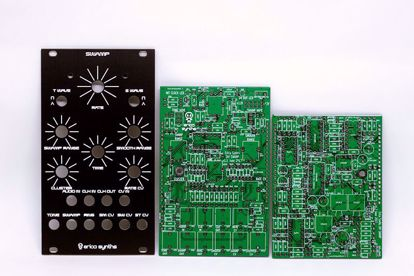 Picture of Erica Synths DIY – Swamp (Wogglebug clone) PCBs and Panel Set