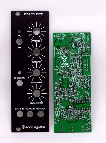 Picture of Erica Synths DIY – Envelope (ADSR) (Polivoks inspired)